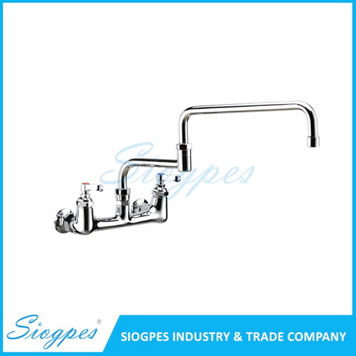 K32102 Wall Mounted Pantry Kitchen Faucet with Swivel Joint Nozzle