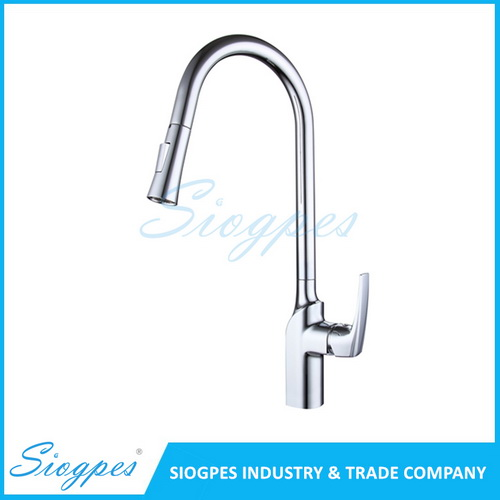 F7051C Pull Out Kitchen Faucet